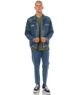 DANICA MENS CLOTHING LEVI'S JACKETS - 72334-0140DNCA