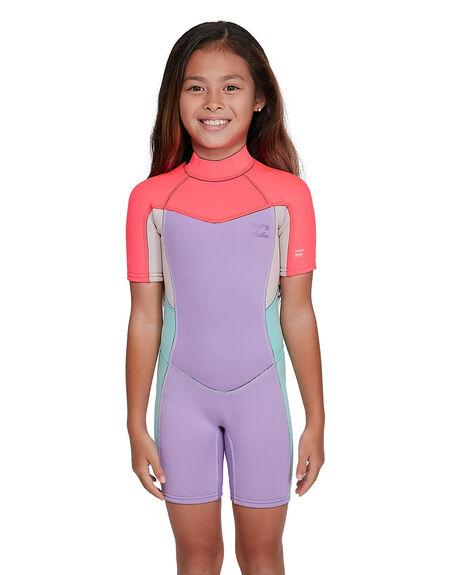 BRIGHT ORCHI BOARDSPORTS SURF BILLABONG GIRLS - BB-5703405-2BO