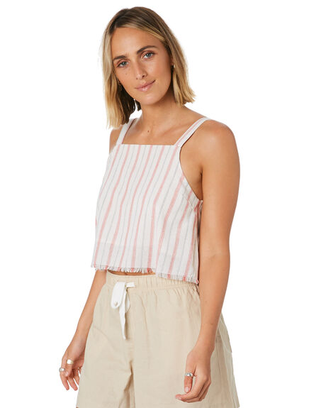 STRIPE OUTLET WOMENS NUDE LUCY FASHION TOPS - NU23790STP