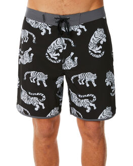 BLACK BLACK MENS CLOTHING HURLEY BOARDSHORTS - AQ0221010