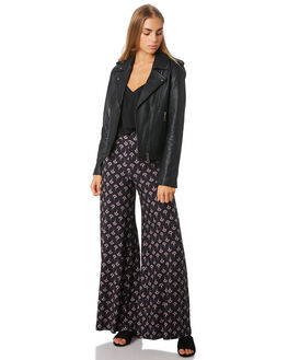 MIDNIGHT WOMENS CLOTHING TIGERLILY JACKETS - T393240MID