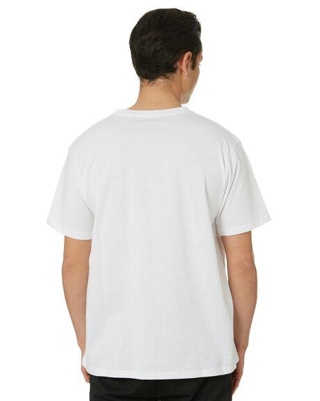 WHITE MENS CLOTHING POLER TEES - 55200035-WHT