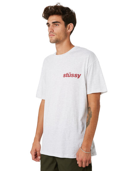 SNOW MARLE MENS CLOTHING STUSSY TEES - ST092000SNWML