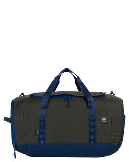 PEACOAT FOREST MENS ACCESSORIES HERSCHEL SUPPLY CO BAGS - 10299-01629-OSPEA