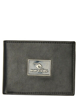 BLACK MENS ACCESSORIES RIP CURL WALLETS - BWUJG20090