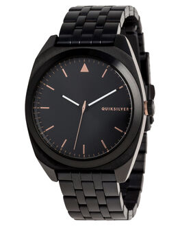 BLACK ROSE GOLD MENS ACCESSORIES QUIKSILVER WATCHES - EQYWA03030XKMK