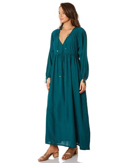 EMERALD WOMENS CLOTHING TIGERLILY DRESSES - T391439EME
