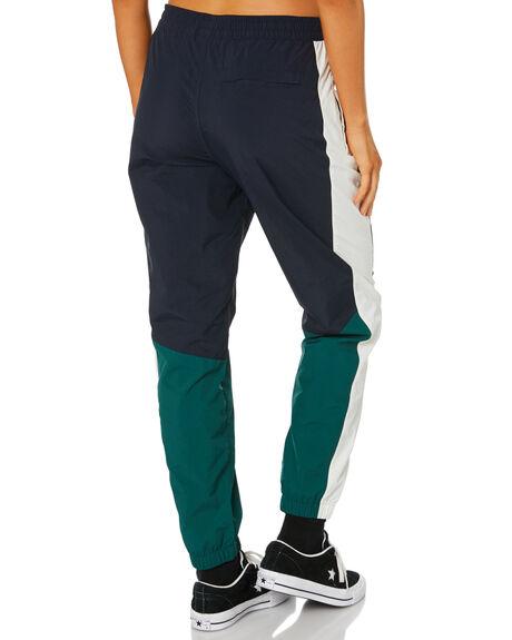 NAVY MERLOT WAX WOMENS CLOTHING CARHARTT PANTS - I0271331C90