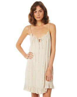 BLUSH RAYS OUTLET WOMENS RUE STIIC DRESSES - SA18-23-BR-F-BLUS