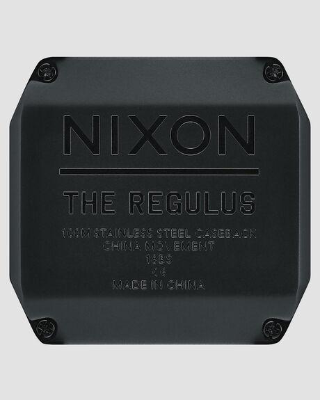 BLACK MULTICAM MENS ACCESSORIES NIXON WATCHES - A11803015-00