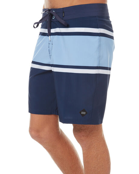 NAVY OUTLET MENS SWELL BOARDSHORTS - S5174235NVY
