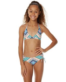 POOL BLUE SPIRIT KIDS GIRLS ROXY SWIMWEAR - ERGX203057BHF6