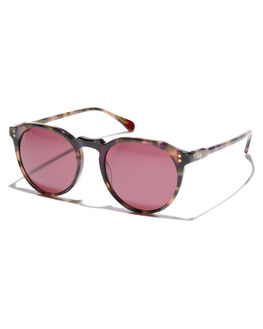 WREN UNISEX ADULTS RAEN SUNGLASSES - REM-0137ROSE
