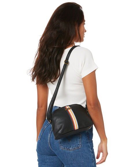 BLACK WOMENS ACCESSORIES RIP CURL BAGS + BACKPACKS - LSBHK10090