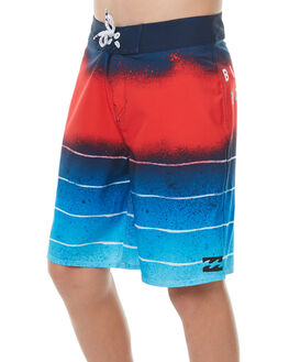 BLUE KIDS BOYS BILLABONG BOARDSHORTS - 8571419BLU
