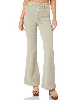SEAGRASS CORD WOMENS CLOTHING ROLLAS PANTS - 132224839