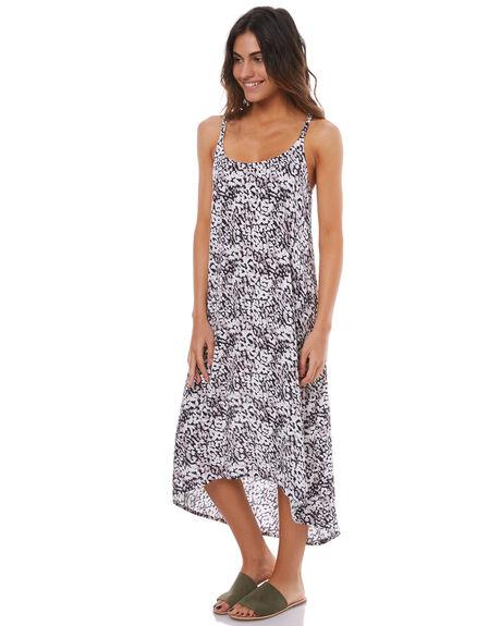 PRINT WOMENS CLOTHING ELWOOD DRESSES - W74723PRNT