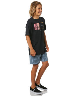 BLACK KIDS BOYS HURLEY TOPS - CD0675010