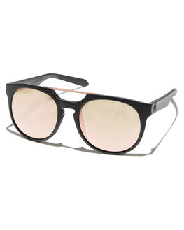 BLACK  ROSE GOLD MENS ACCESSORIES DRAGON SUNGLASSES - 33243-008BLKRS