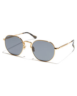 GOLD BLACK MENS ACCESSORIES EPOKHE SUNGLASSES - 0857-GLDPOBLKGLDBK