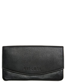 Rip Curl Lost Milled Rfid Leather Wallet - Black | SurfStitch