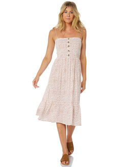 OFF WITE WOMENS CLOTHING RIP CURL DRESSES - GDRIW70003