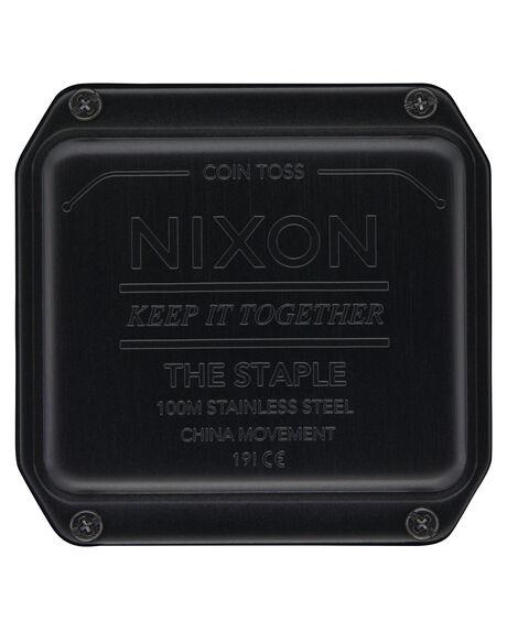 DARK SLATE MENS ACCESSORIES NIXON WATCHES - A12822889-00
