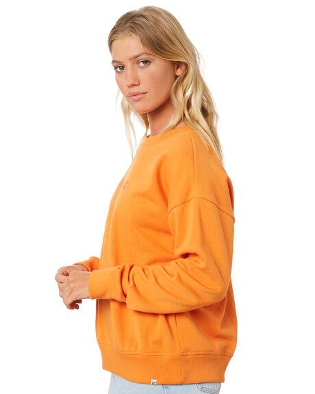 ORANGE WOMENS CLOTHING BILLABONG JUMPERS - 6585763ORG