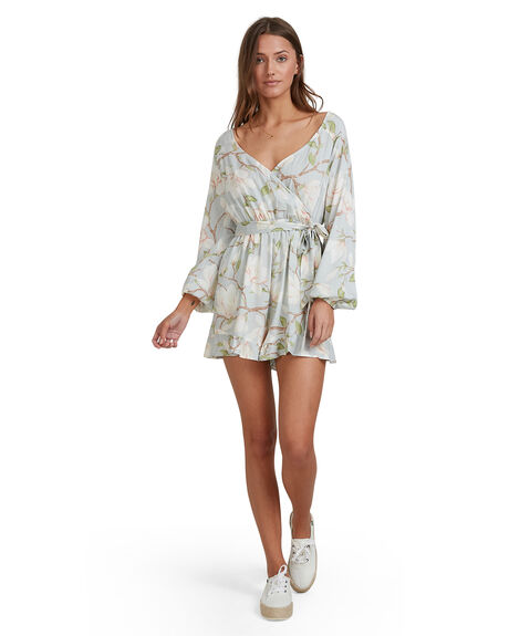 MINT WOMENS CLOTHING BILLABONG PLAYSUITS + OVERALLS - 6513522-MNT