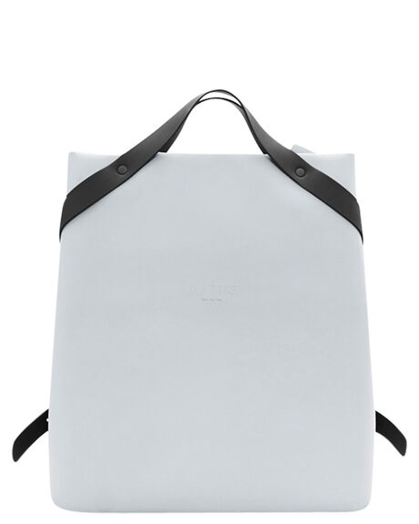 ICE GREY MENS ACCESSORIES RAINS BAGS + BACKPACKS - RNS1288IGRY