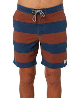 NAVY MENS CLOTHING KATIN BOARDSHORTS - TRSMI02NVY
