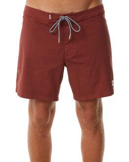 RUSSET MENS CLOTHING RHYTHM BOARDSHORTS - OCT17M-TR05-RUS