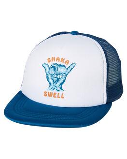 BLUE BOTTLE KIDS BOYS SWELL HEADWEAR - S32021611BLBOT