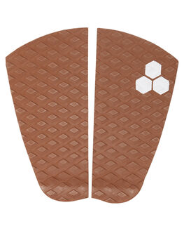 BROWN SURF HARDWARE CHANNEL ISLANDS TAILPADS - 17269100200BRO