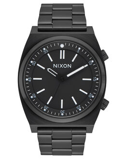 ALL BLACK MENS ACCESSORIES NIXON WATCHES - A1176001