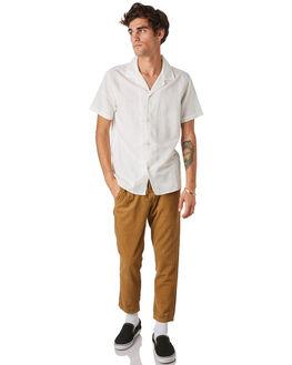 TOBACCO MENS CLOTHING RHYTHM PANTS - JAN20M-PA02-TOB