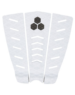 WHITE BOARDSPORTS SURF CHANNEL ISLANDS TAILPADS - 19473100100WHI
