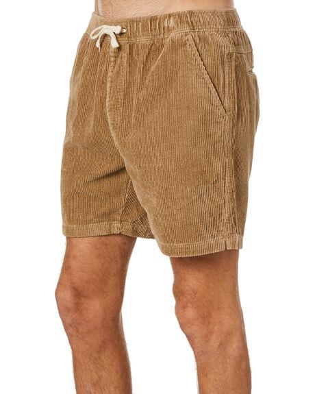 BONE MENS CLOTHING SWELL SHORTS - S5211244BONE
