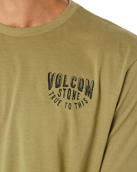 LIGHT ARMY MENS CLOTHING VOLCOM TEES - A5001941LAR