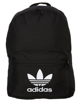 BLACK MENS ACCESSORIES ADIDAS BAGS + BACKPACKS - ED8667BLK