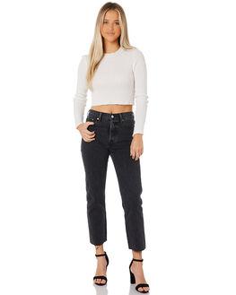 THAT GIRL WOMENS CLOTHING LEVI'S JEANS - 34964-0004TTG