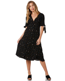 1f08289ee9d72 BLACK FROLIC FLORAL WOMENS CLOTHING ALL ABOUT EVE DRESSES - 6434016PRNT ...