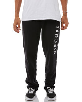 BLACK MENS CLOTHING RIP CURL PANTS - CPADA10090