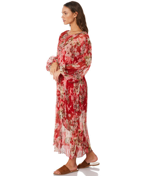 ALMALFI FLORAL WOMENS CLOTHING MLM LABEL DRESSES - MLM524CALM