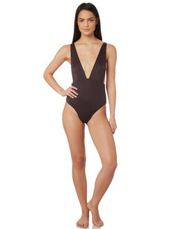 AUBERGINE WOMENS SWIMWEAR SKYE AND STAGHORN ONE PIECES - SS12-AAUB