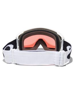 WHITE PRIZM ROSE BOARDSPORTS SNOW OAKLEY GOGGLES - OO7093-10MWHI