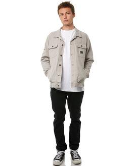 SILVER MENS CLOTHING BILLABONG JACKETS - 9585902SIL
