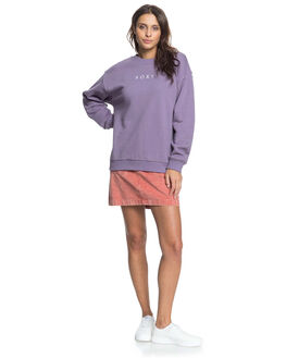 PURPLE SAGE WOMENS CLOTHING ROXY JUMPERS - ERJFT04234-PMW0