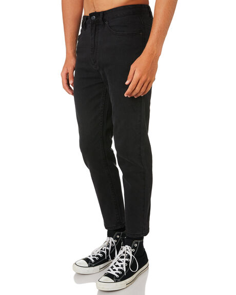 BLACK OUT MENS CLOTHING INSIGHT JEANS - 5000003164BLKO