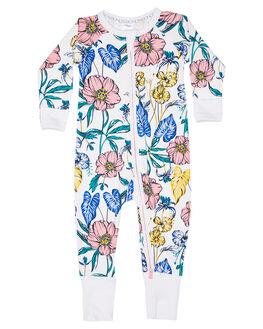 PRINT 3NM KIDS BABY BONDS CLOTHING - BZBV3NM